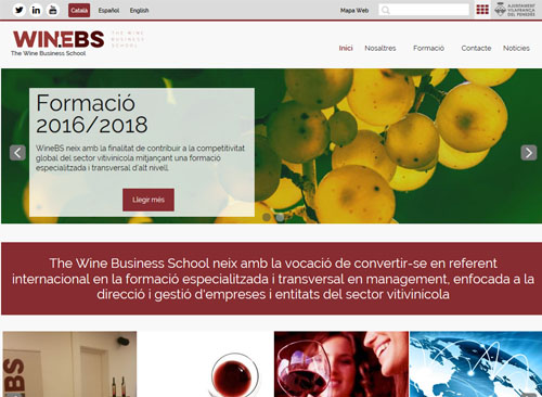 The Wine Business School